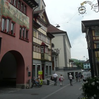 Hauptgasse Appenzell